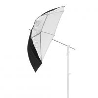 Зонт Lastolite LU4537F белый просвет/отражение и серебро 93 см