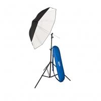 Зонт Lastolite LU2476F фотозонт, стойка и держатель 93 см