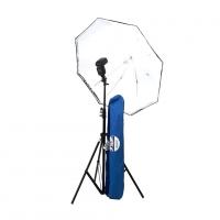 Зонт Lastolite LU2475F стойка и держатель 78 см