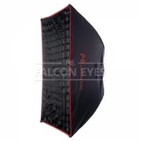 Софтбокс Falcon Eyes Софтбокс SBQ-80120 BW для галог.осв. с сотами