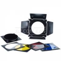 Falcon Eyes Шторки DEA-BHC для рефлектора 160-180 см