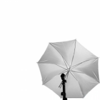 Зонт Bowens BW-4046 (115 см) отражающий / просветной