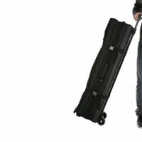 Bowens Кофр 2-х приборный для комплектов (TROLLEY BAG) BW-1069B