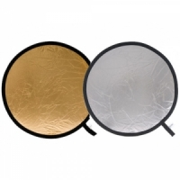 Отражатель на пружине Lastolite Silver/Gold 120см