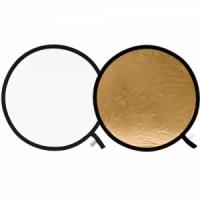 Отражатель на пружине Lastolite Gold/White 120см