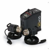 Комплект генераторного света Bowens QUADX 3000 (BW-7610+BW-7660+BW-7660) BW-7710