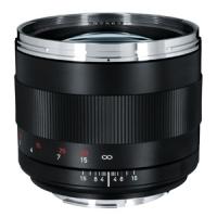 Объектив Carl Zeiss Planar T* 1.4/85 ZE (Canon EF)