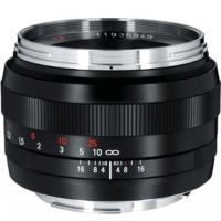 Объектив Carl Zeiss Planar T* 1.4/50 ZE (Canon EF)