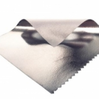 Ткань Sunbounce Ткань / MINI (Серебро/Белый) 40х125см