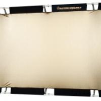 Отражатель на раме Sunbounce SUN-BOUNCE 130x190cm / PRO (Зебра/Белый)