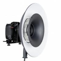 Hensel Standard Reflector RF, white