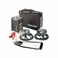 Комплект генераторного света Broncolor Senso Kit 42 31.055.XX
