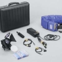 Комплект Dedolight KBAT8-13ED с аккумуляторным поясом (с защитой от переразряда и диммером), DLH4, NiMH