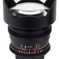 Объектив Samyang MF 10mm T3.1 VDSLR Canon