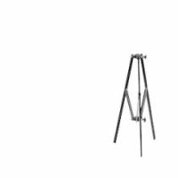Foba COSNO AS Малая алминиевая тренога, высота 65 см